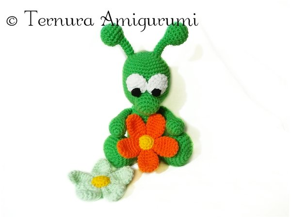 Crochet pattern Ralph PDF Ternura Amigurumi english