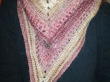 Shawl Autumn Love
