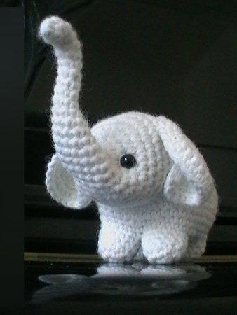 Amigurumi Baby Elefant Häkelanleitung