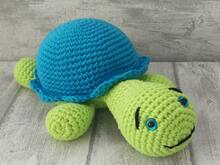 Crochet Pattern Turtle
