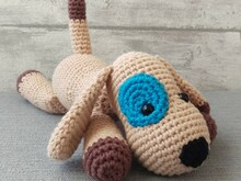 Crochet Pattern Doggy