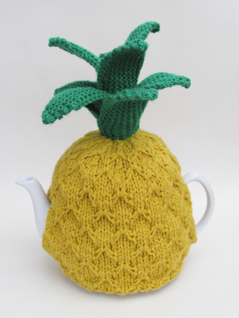 Large Pineapple Tea Cosy