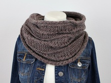 "Knittng pattern Loop ""The Eskimo"""