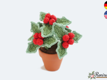 Crochet pattern holly