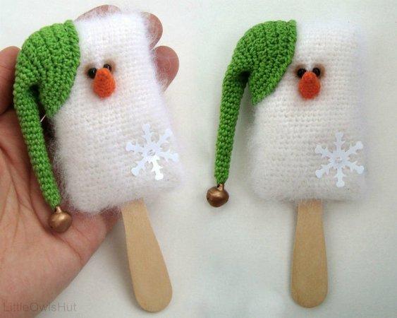 12 Adorable Amigurumi Ice Cream Crochet Patterns Are Super Fun | 450x563