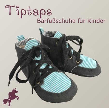 on sale c8f39 2bd56 Tiptaps Schuhe! Lauflernschuhe und Barfußschuhe für große Kinder, Gr. 17-36