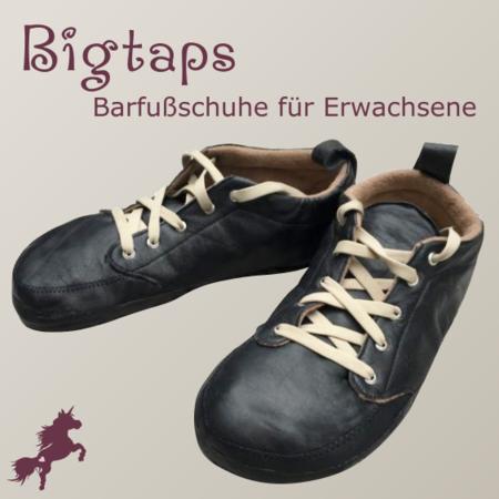 innovative design e3821 3c04b Bigtaps ~ Barfußschuhe für Erwachsene, DIY Schuhe inkl. Schnittmuster Gr.  35-52