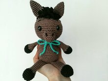 Susi the Horse Crochet Pattern