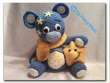 Häkelanleitung Für Amigurumis Putzige Teddybären Häkeln