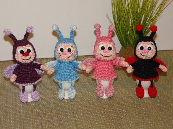 Cute and Fun Keychain Crochet Patterns Free   450x600