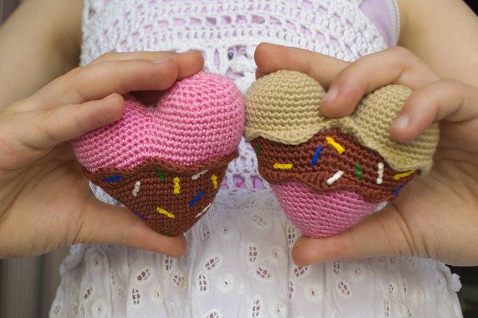 Amigurumi creamy choco bear | Crochet patterns amigurumi, Crochet ... | 450x675