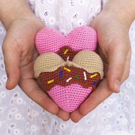 Sweet bear crochet plush free pattern – EN – Free Amigurumi | 450x450