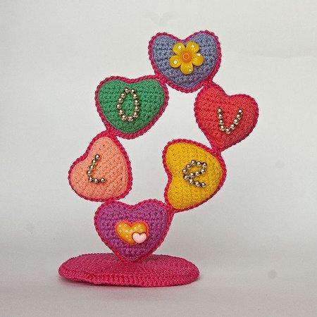9741 Amigurumi Yarn Flamingo Red Heart E885 inovait.co.ke | 450x450