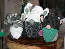 easter gnomes crochet pattern english version