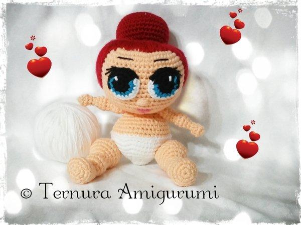 Forest Friends: Amigurumi Crochet Pattern | 450x600
