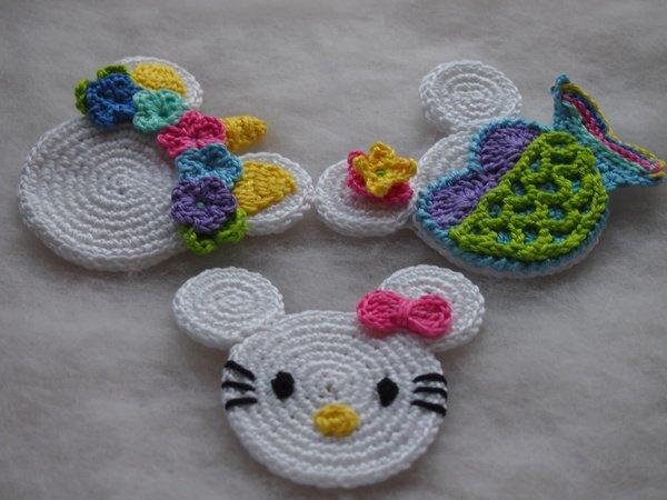 9fb03d7f5 Mermaid, Unicorn and Hello Kitty Minnie
