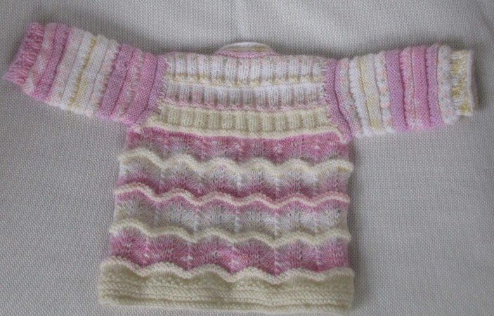 Strickanleitung _    Set Angel