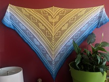 Little Paths of Love - shawl
