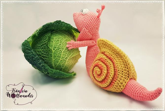 Lady snail amigurumi pattern - Amigurumi Today - Amigurumi Crochet ...   450x670