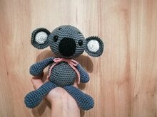 Karoline the Koala - Crochet Pattern