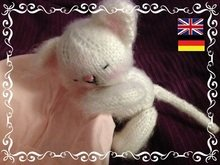 Kitten Emmi knitted