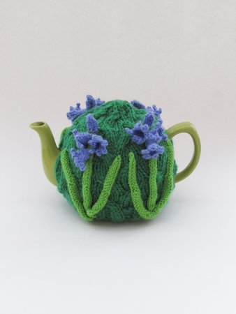 Bluebell Tea Cosy