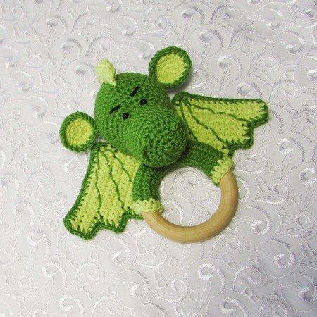 Amigurumi The Elephant Rattle #amigurumi #amigurumipattern ... | 450x450
