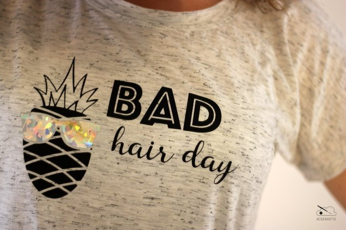 Bad Hair Day Plotterdatei