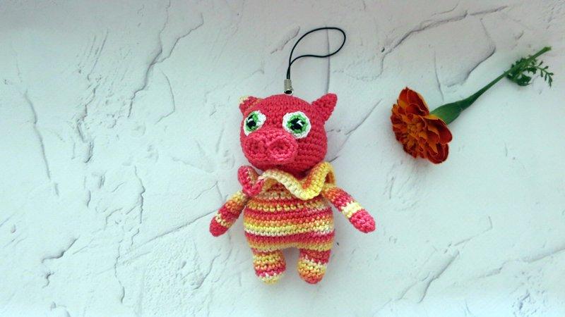 Amigurumi Mini Pig Free Crochet Pattern | Crochet amigurumi free ... | 450x800