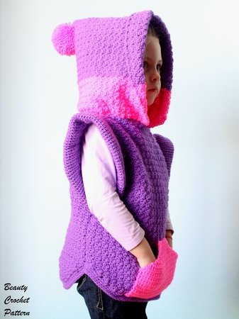 Hooded Sweater Toddler - Child