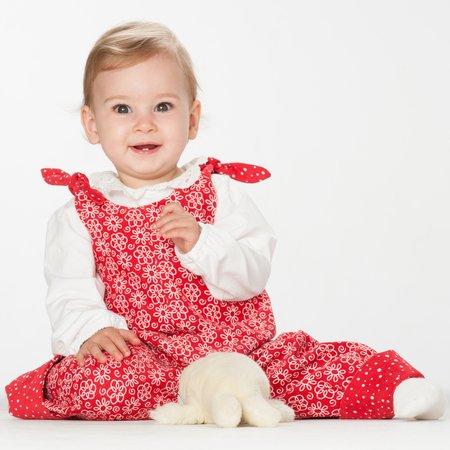 LILLi&BO Kinder Baby Overall Schnittmuster Latzhose mit ...