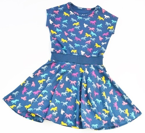 Kostenlos 104 kleid schnittmuster kinder Schnittmuster Kinder