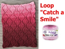 "Loop ""Catch a Smilie"" häkeln"