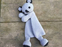 First Toy Amigurumi Toy Koala Bear Security Blanket Crochet Pattern