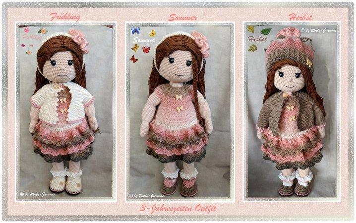 Amigurumi Voodoo Puppe Nadelkissen häkeln   Supergurumi   450x718
