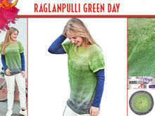 RAGLANPULLI GREEN DAY