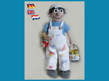 House painter Bobby