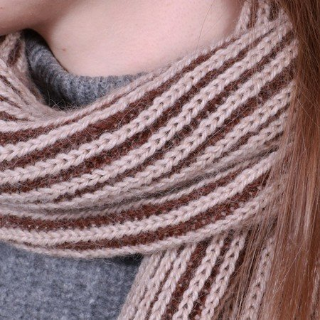 Maple Scarf