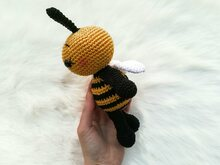 Bea the Bee - Crochet Pattern