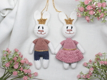Little Bunny Crocherpattern