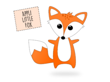 Applikationsvorlage Little Fox