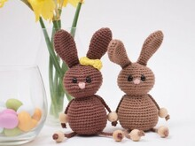 Easter Bunnies - Small