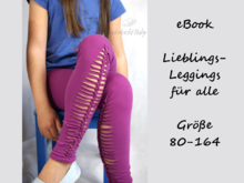 E-Book LiLefa Leggings Gr. 80-164