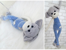 Crochet Pattern Dog