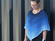 Summer Poncho - Adult