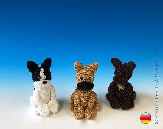 Crochet Pattern/Patterns - JACK RUSSELL TERRIER COLOR GRAPH/CHART ... | 450x567