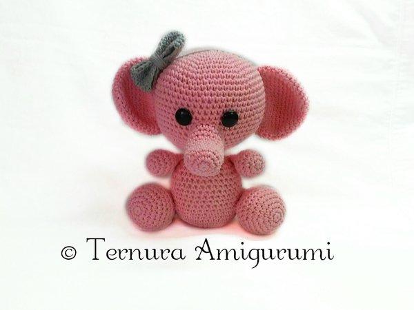 Josephina Elephant Rug – Pattern Review | 450x600