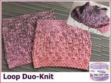 Loop Duo-Knit stricken