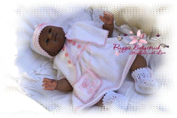 Strickanleitung für Babys /& Reborns Gitti Gr.50-56