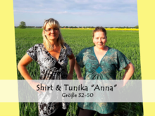 E-Book Shirt/Tunika Anna Gr. 32-50
